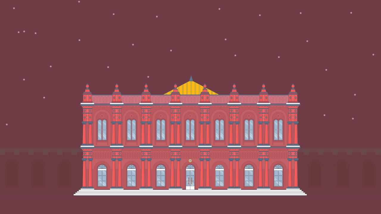 Adobe Illustrator CC'de Bina İllüstrasyonu