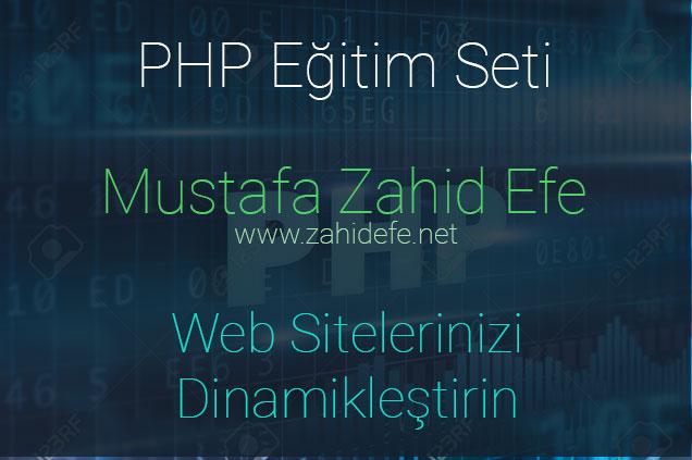 Sıfırdan PHP Eğitim Seti