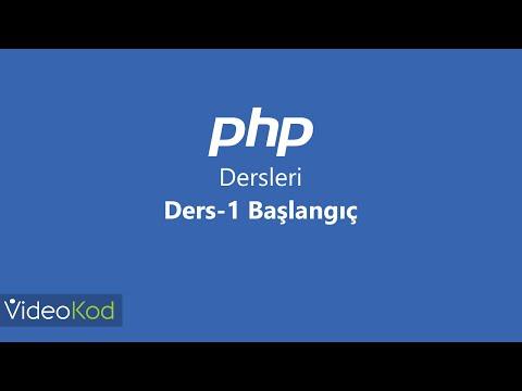 PHP7 Dersleri