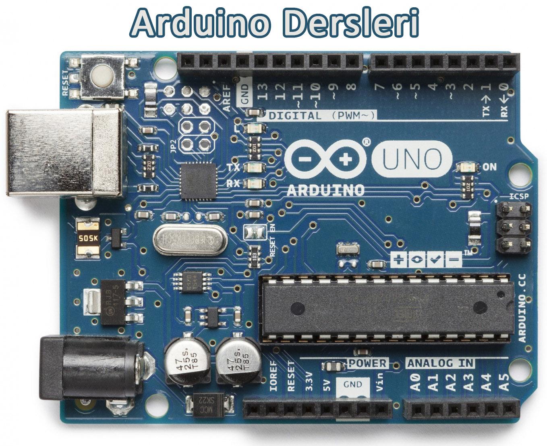 Arduino Programlama Dersleri