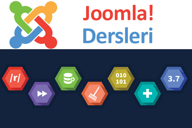 Joomla 3 Dersleri