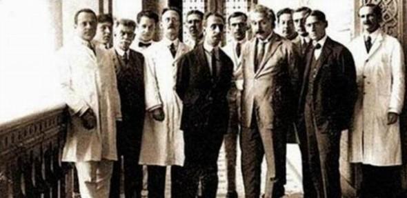 20. Yüzyıl Başlarında Bilim Adamları