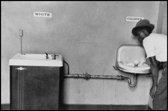 Amerika'da ırkçı ayrımcılık