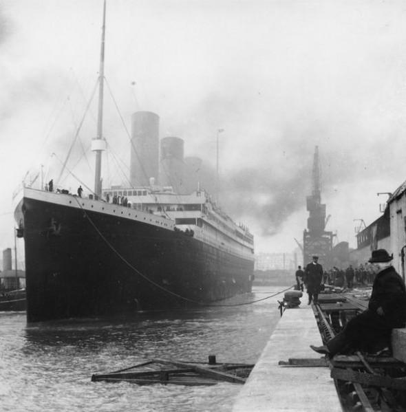 Titanik 1912