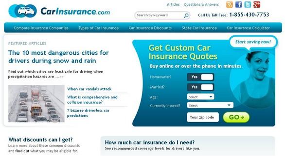 CarInsurance.com - 49,700,000 Milyon Dolar