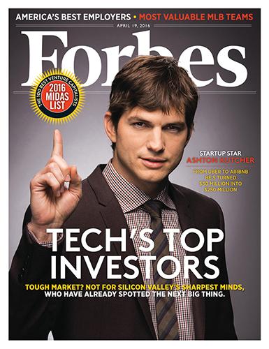 Forbes Midas List 2016