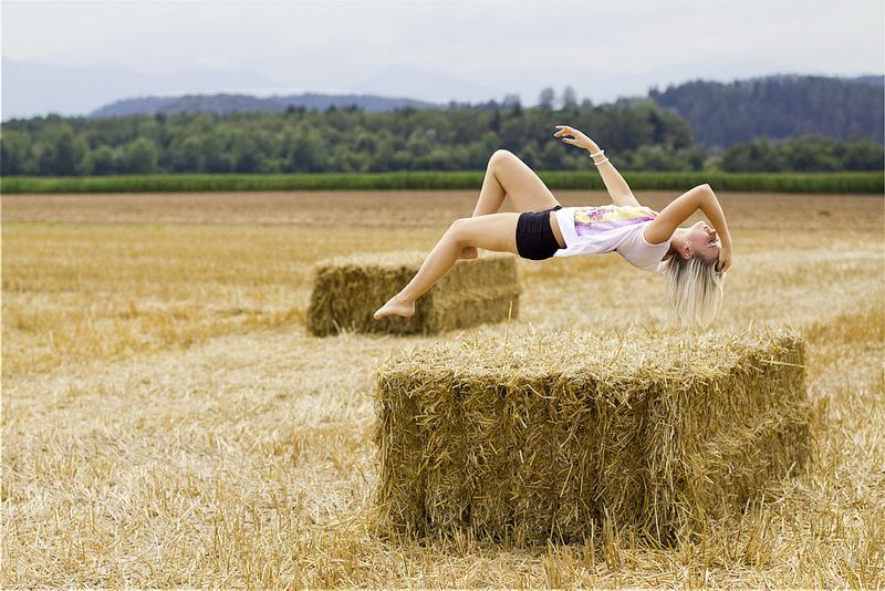 Как сделать левитация в фотошопе