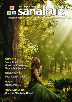 Sanalkurs E-Dergi Sayı: 8