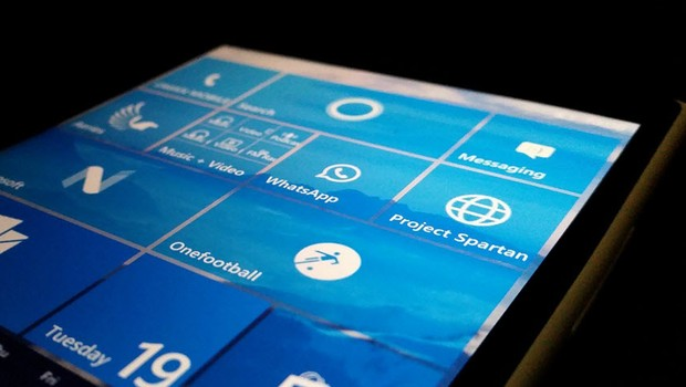 Windows 10 Mobile Hazır