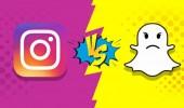 Instagram ve Snapchat Kıyaslandı, Sonuçlar Şaşırtıcı