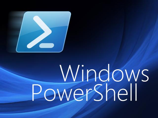 Windows Powershell Komutları Örnekleri