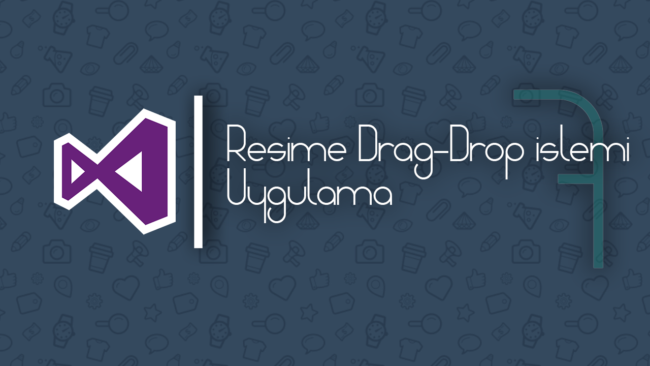 Visual Basic ile Resime Drag-Drop İşlemi Uygulama