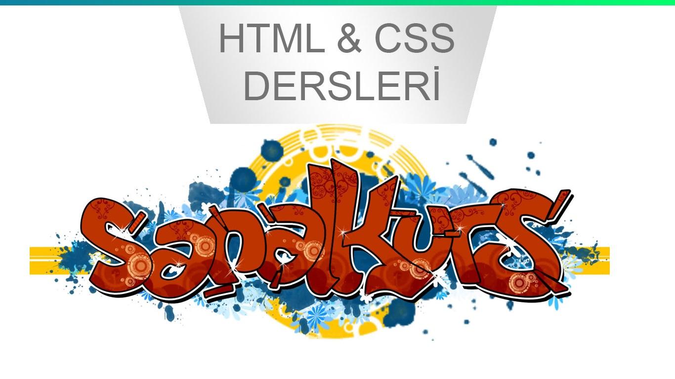 CSS ile Yatay ve Dikey Ortalama