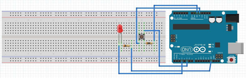 Arduino ile Buton Kullanımı