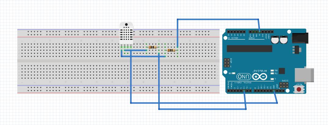 Arduino ile Isı ve Nem Sensörü (DHT11) Kullanımı