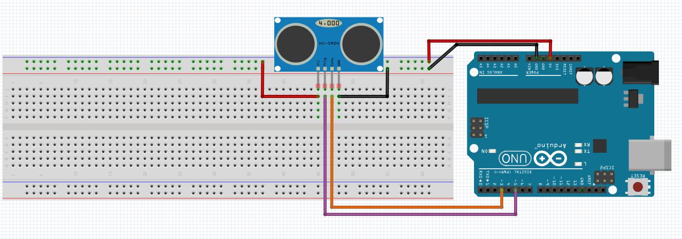 Arduino ile Ultrasonik Mesafe Sensörü (HC-SR04) Kullanımı