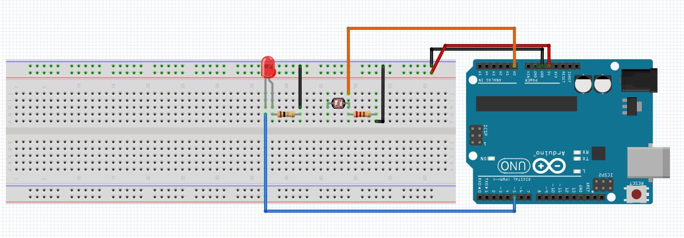 Arduino ile LDR Kullanımı