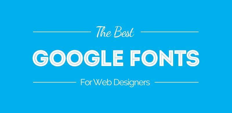 Google Fonts Nedir, Nasıl Kullanılır?