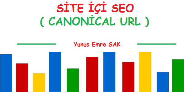 Site içi SEO - Kanonik URL (Canonical URL)